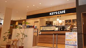 写真:KEY'S CAFÉ秋田店